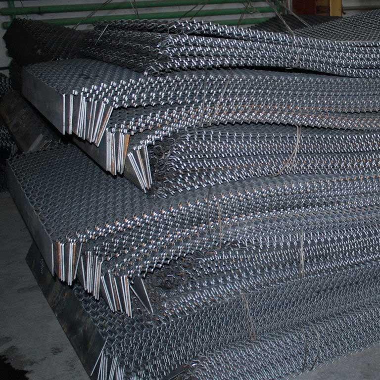 Просечно-вытяжной лист - металлобаза 'Профметалл'