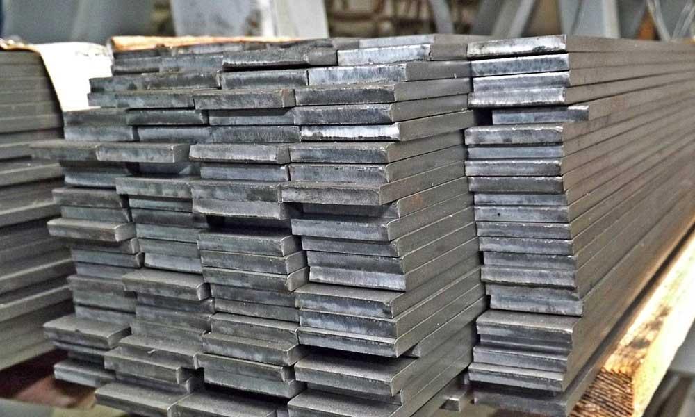 Полоса стальная купить на металлобазе 'Профметалл'