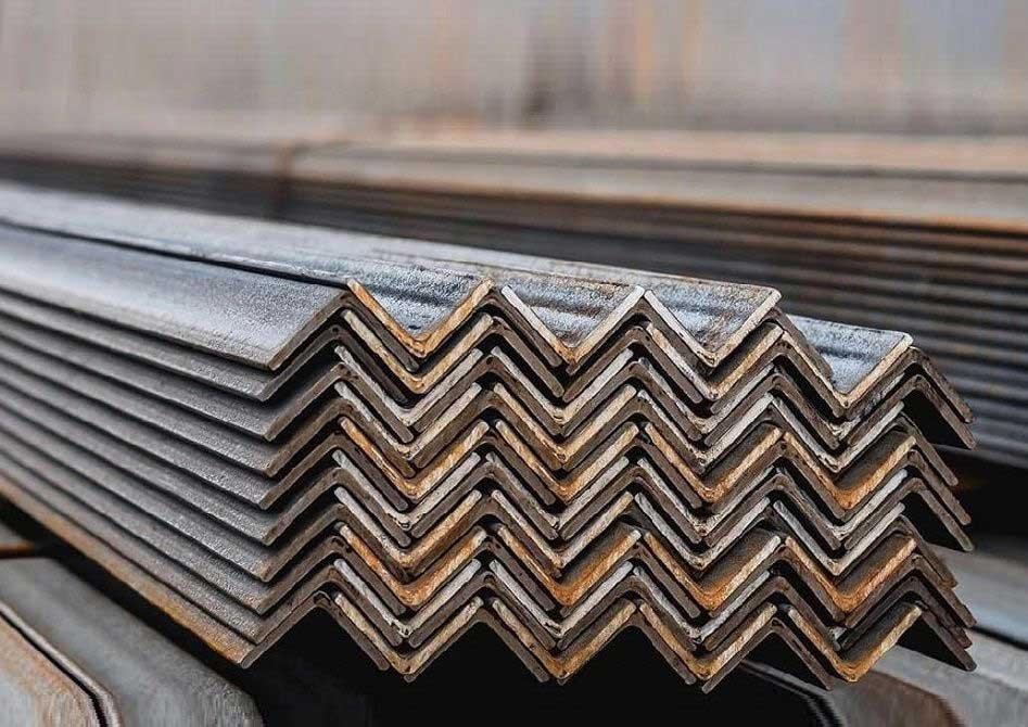 Уголок стальной - металлобаза 'Профметалл'